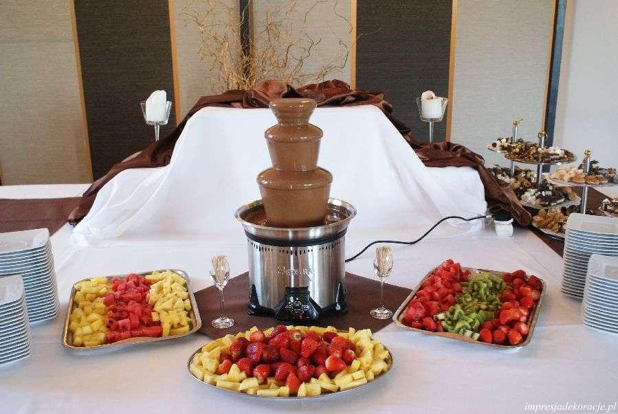 Čokoládová fontána na prenájom  - Obrázok č. 1