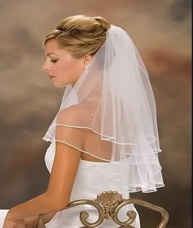 Svadobny závoj-skladom - Obrázok č. 1
