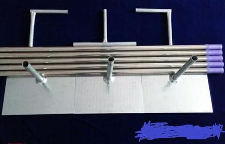 Konštrukcia na svetelnú stenu - Obrázok č. 1