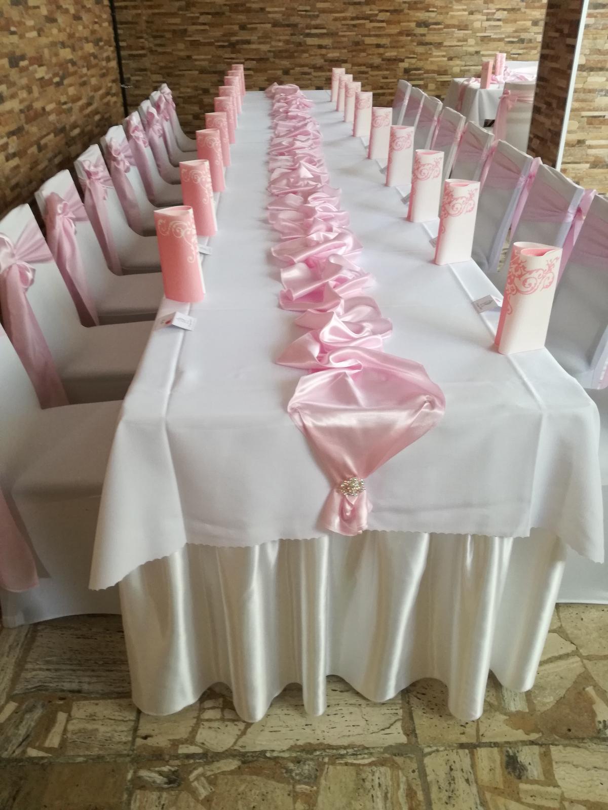 Ukončovacie sukňe na stoly - Obrázok č. 3