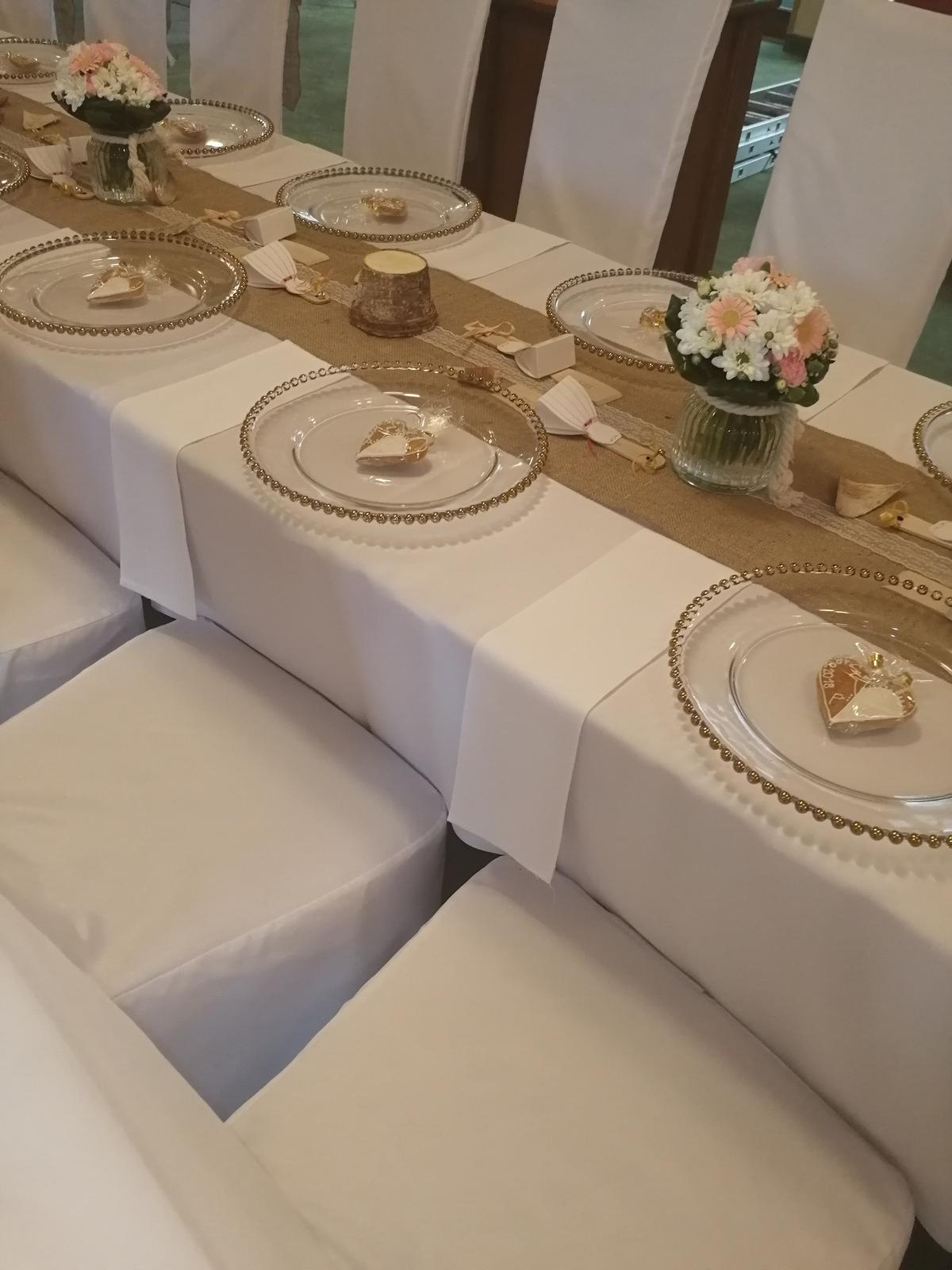 Luxusné klubové taniere  - Obrázok č. 2