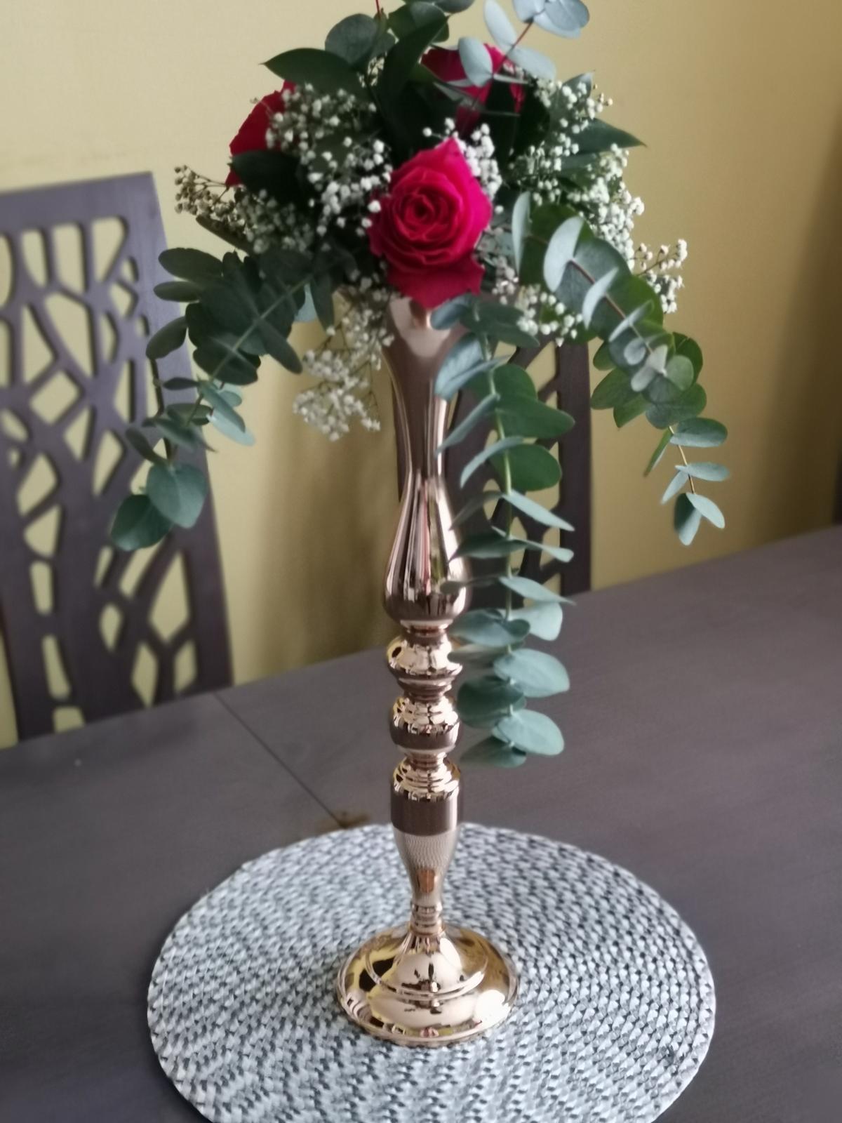 Zlatá váza  - Obrázok č. 1