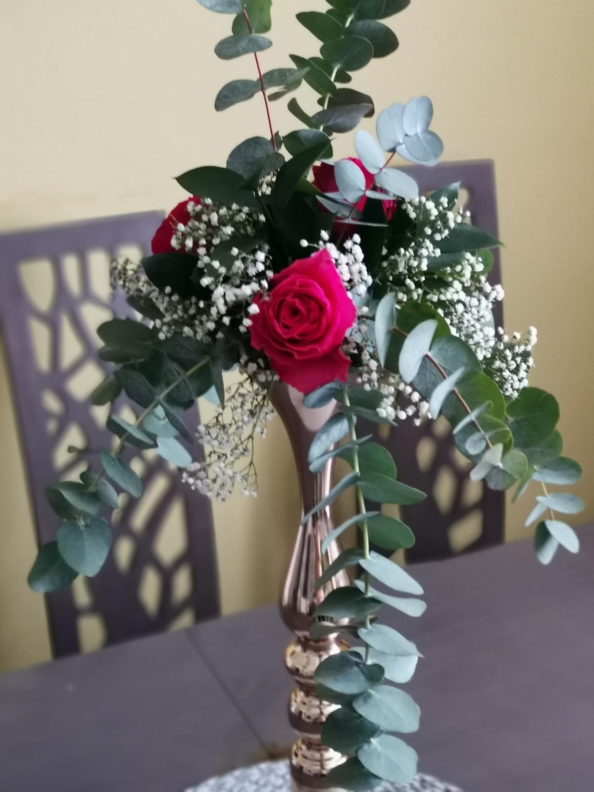 Zlatá váza  - Obrázok č. 2