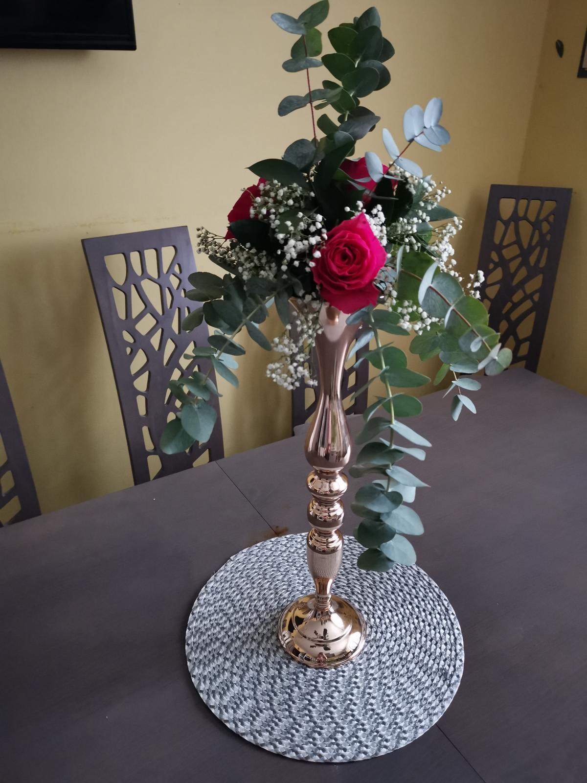 Zlatá váza  - Obrázok č. 3