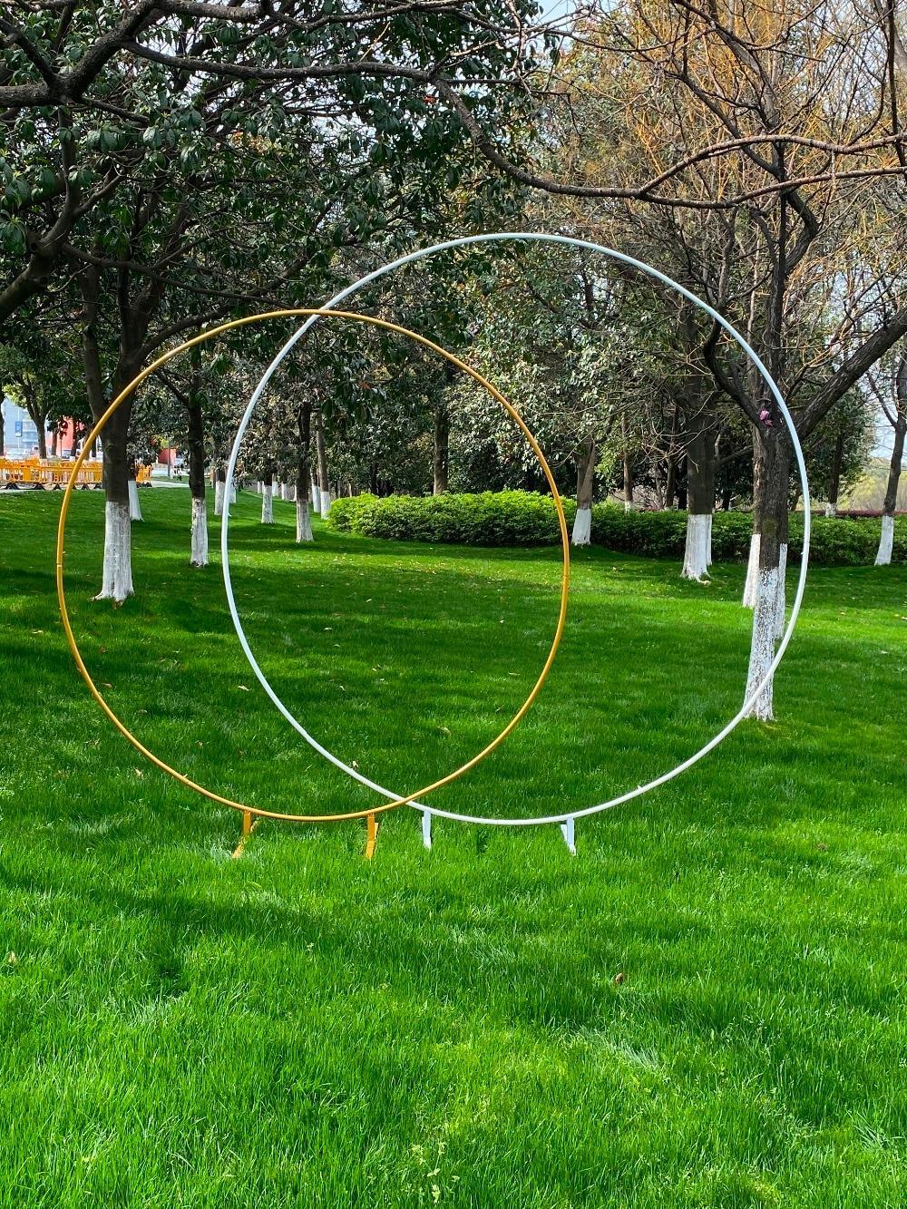 Biele kruho 2m  - Obrázok č. 1