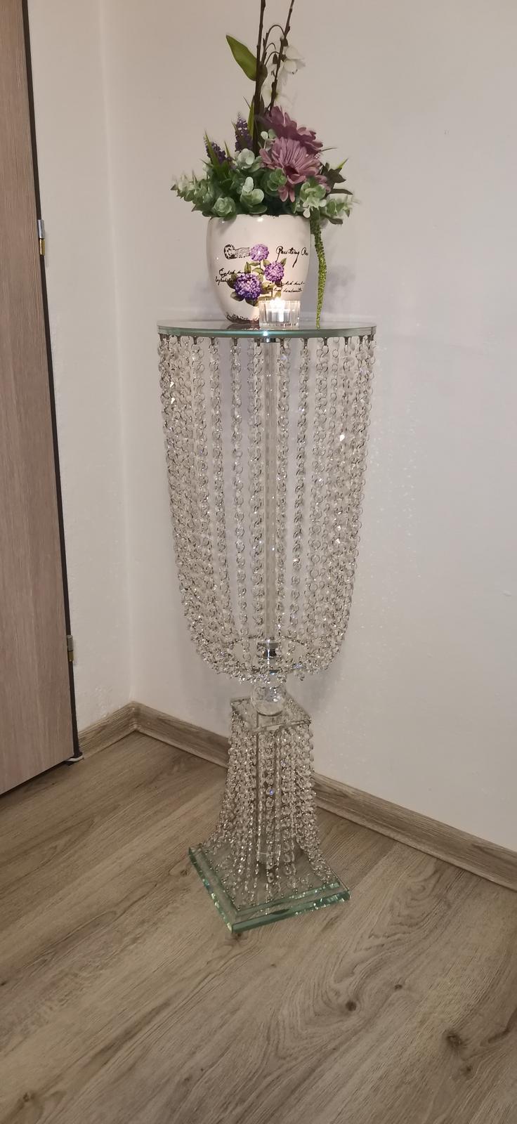 Kryštálový stojan 92cm  - Obrázok č. 1