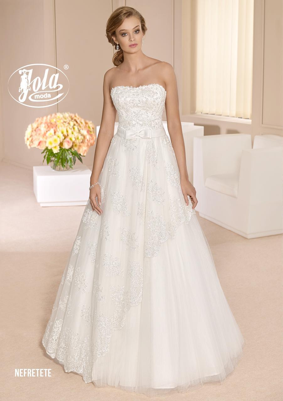 Svadobné šaty 36-40 - Obrázok č. 2