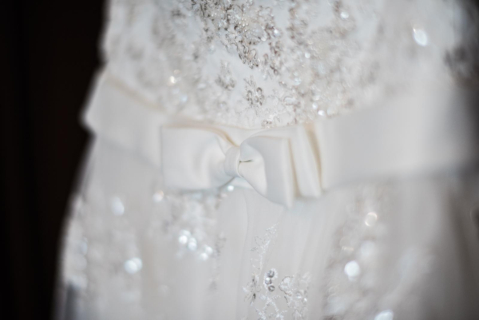 Svadobné šaty 36-40 - Obrázok č. 4