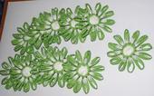 Lýkové květy - 21ks,