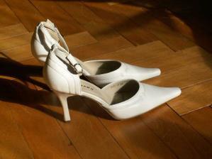 To jsou moje boty