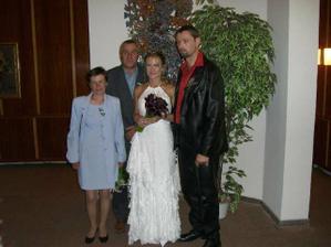 my dva a mí rodiče