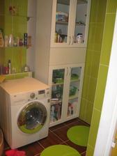 Nová pračka, nová skříň