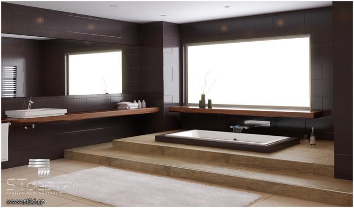 Kúpeľňa a samostatné WC - favoriti - Obrázek č. 2