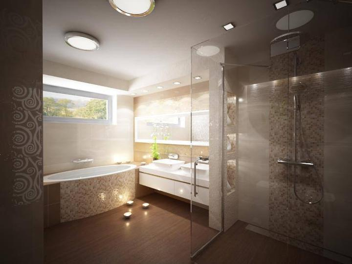 Kúpeľňa a samostatné WC - favoriti - Obrázek č. 18