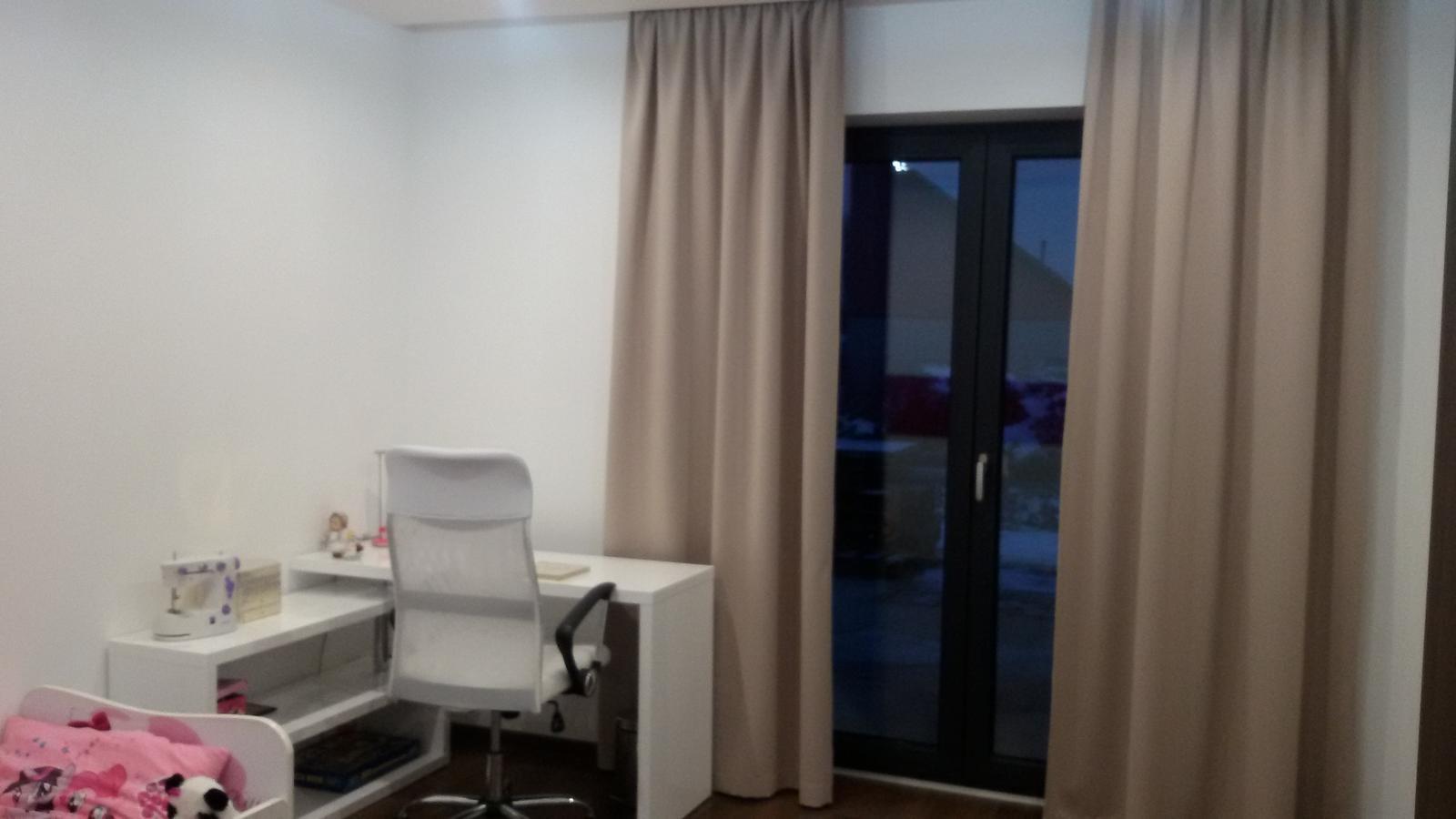 Inšpirovaný MUZOu - dievčenská detska izba- na jar vymeníme posteľ za veľkú 160
