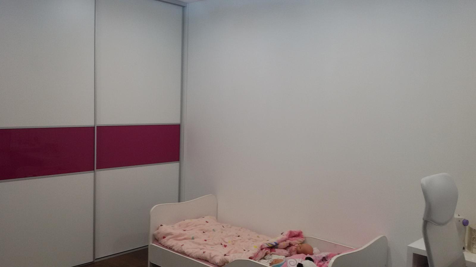 Inšpirovaný MUZOu - skriňa detska izba