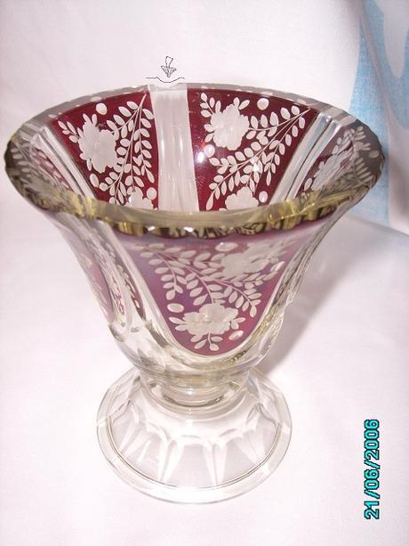 Brúsená váza - Obrázok č. 3