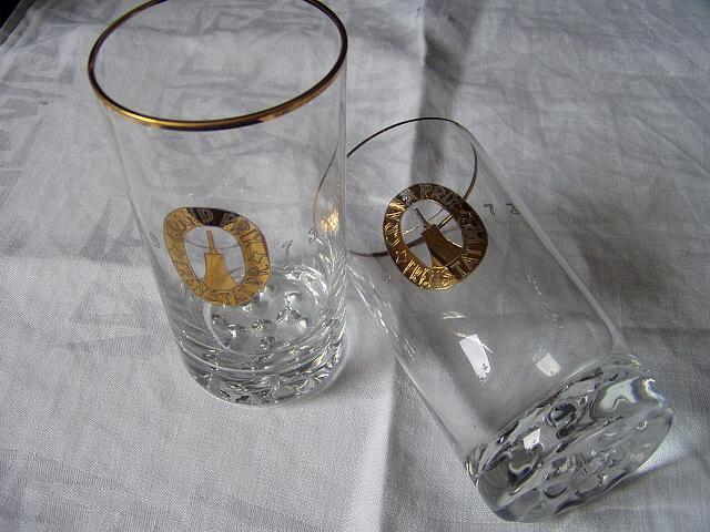 poháre na koňak a vodu Grand Prix 1973 - Obrázok č. 2
