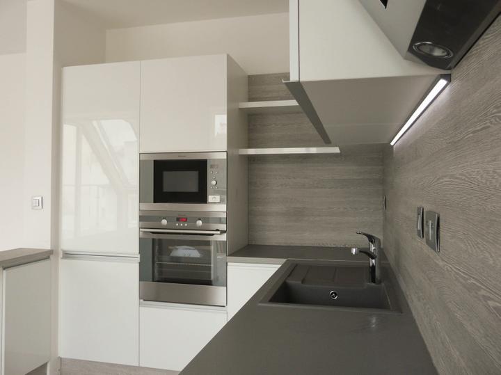 Kuchyňa byt Bratislava - Obrázok č. 5