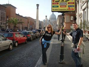 v Rime ma poziadal o ruku