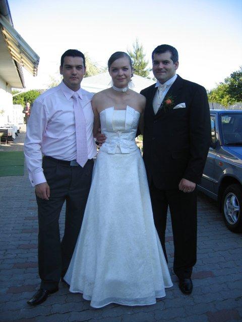 Martinka{{_AND_}}Romanko - my a manželov brat