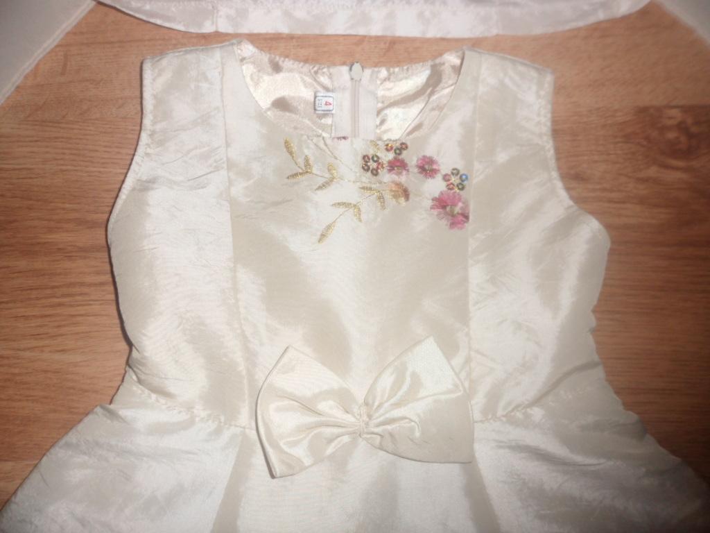 Slávnostné šaty s bolerkom - Obrázok č. 4