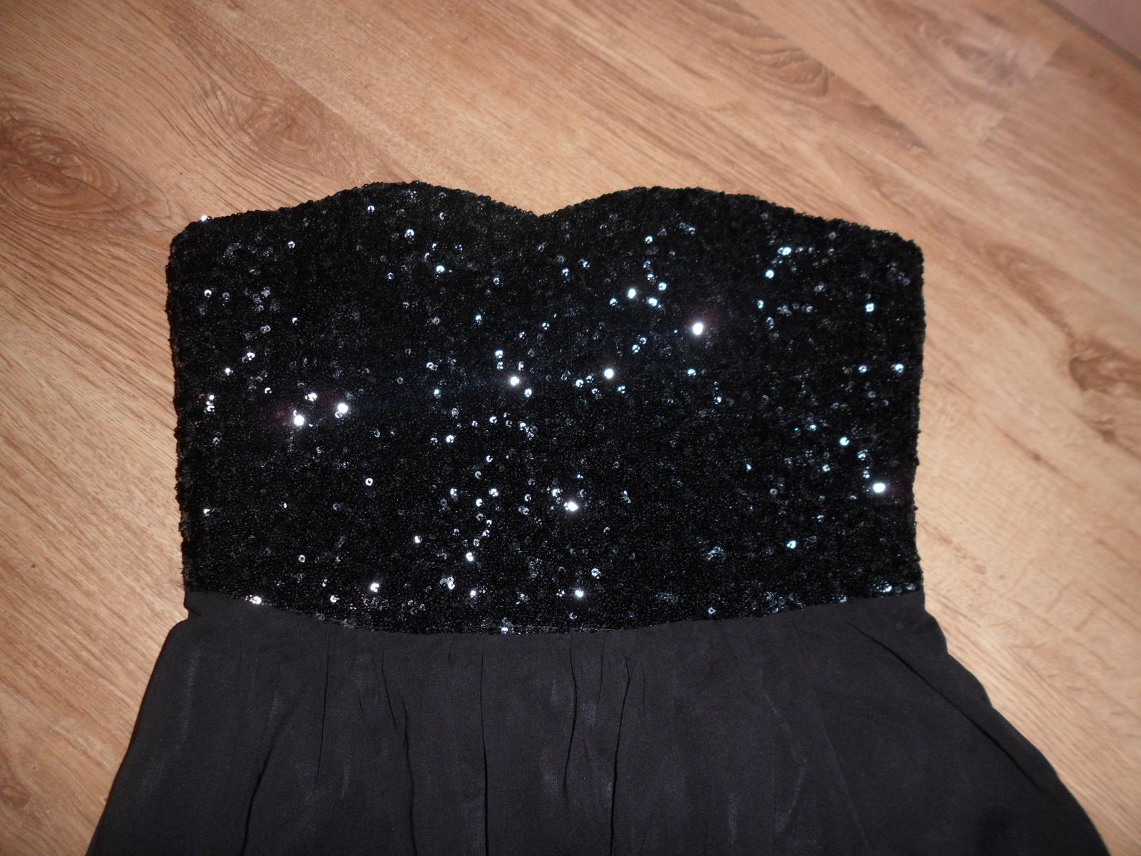 Koktailové šifónové šaty Vila Clothes - Obrázok č. 2