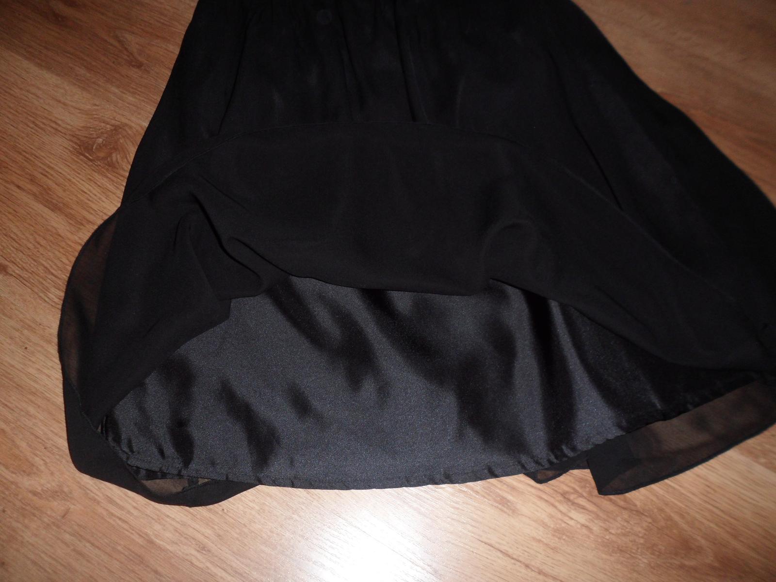 Koktailové šifónové šaty Vila Clothes - Obrázok č. 3