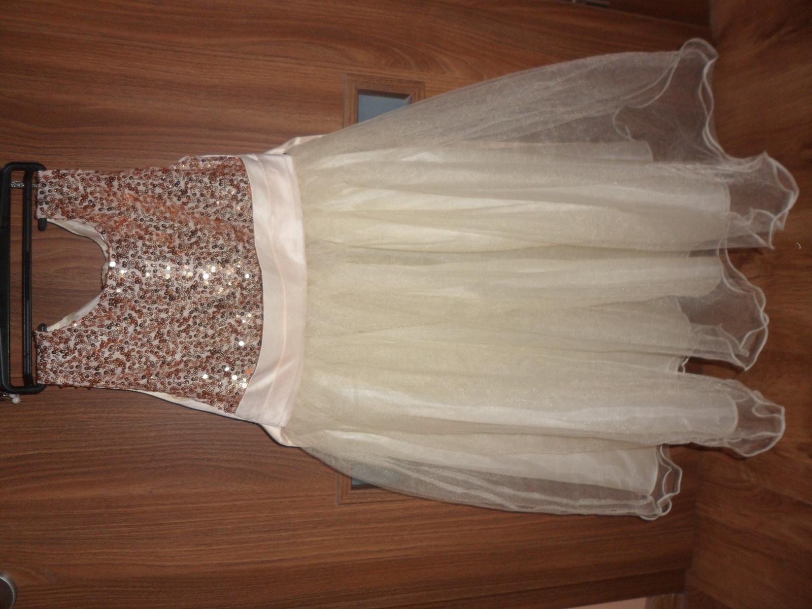 Luxusné dievčenské šaty - Obrázok č. 2