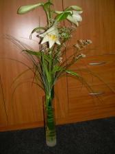 kytička od přítele svědkyně