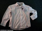 nenošená košile pro frajera, 116