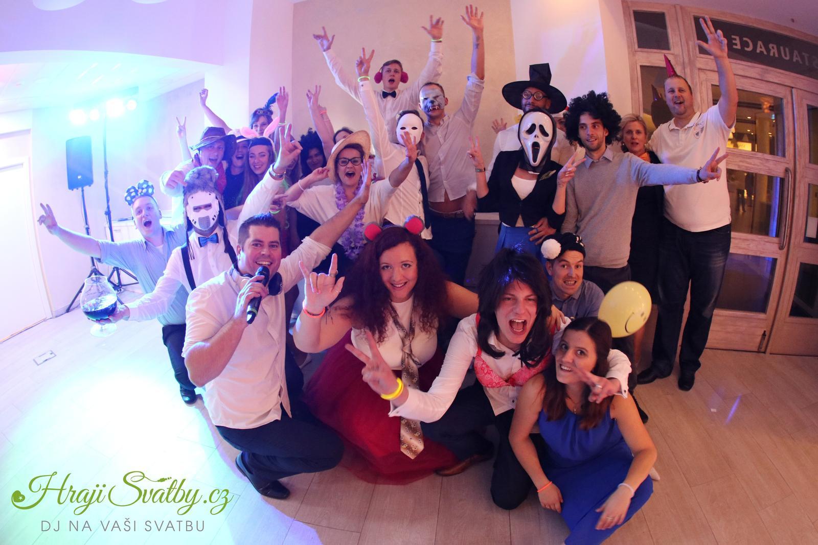 djmech - Svatební pytel - hra plná zábavy