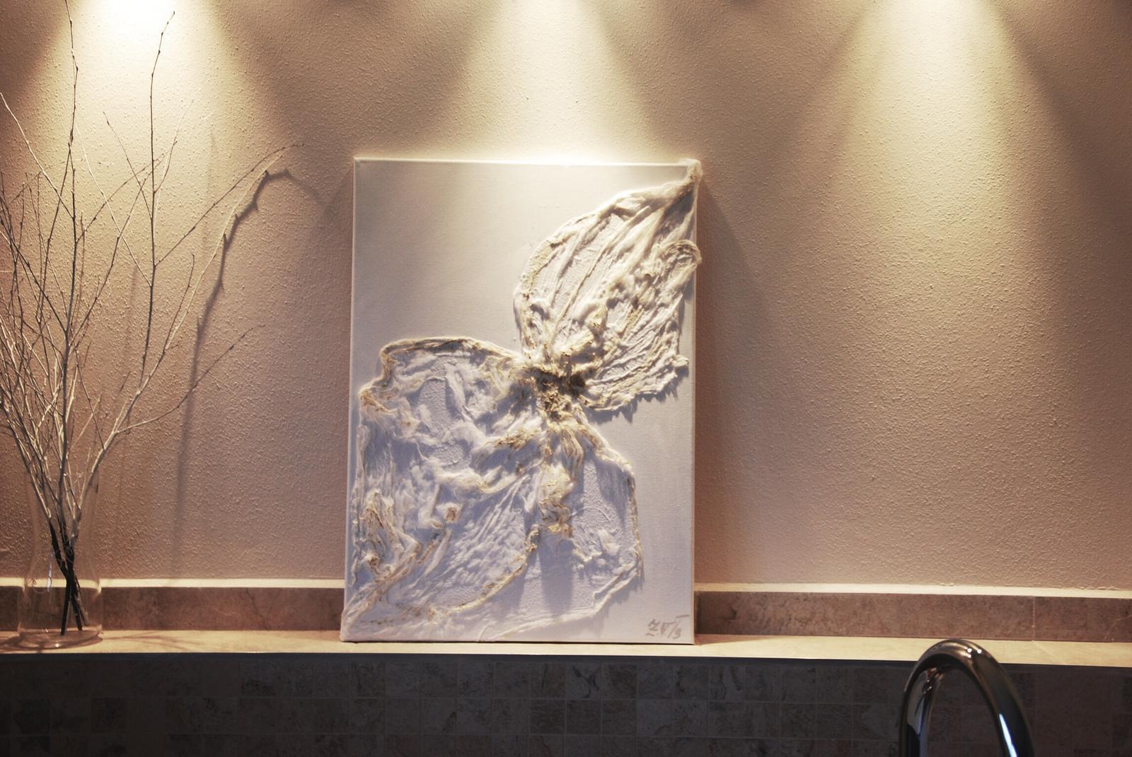 Mé obrazy v interiérech - Obrázek č. 2
