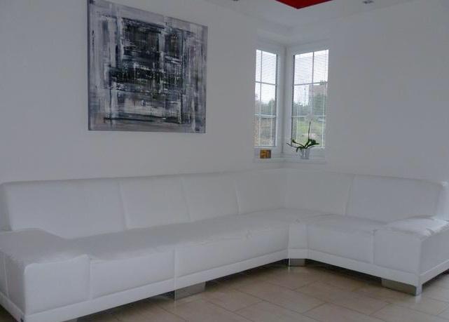 Mé obrazy v interiérech - Obrázek č. 10