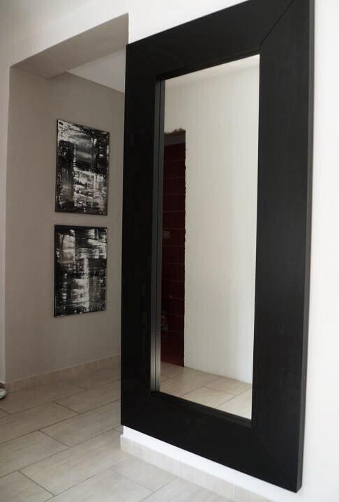 Mé obrazy v interiérech - Obrázek č. 11