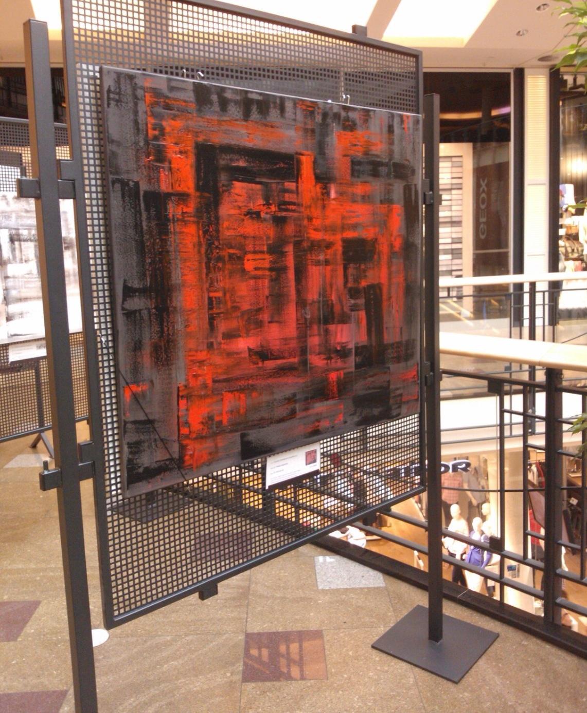 Zahájena výstava v Palladiu - Tango argentino