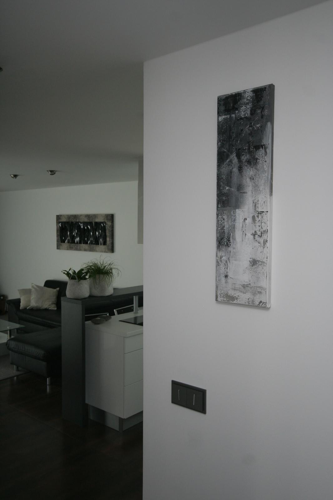 Mé obrazy v interiérech - Obrázek č. 39