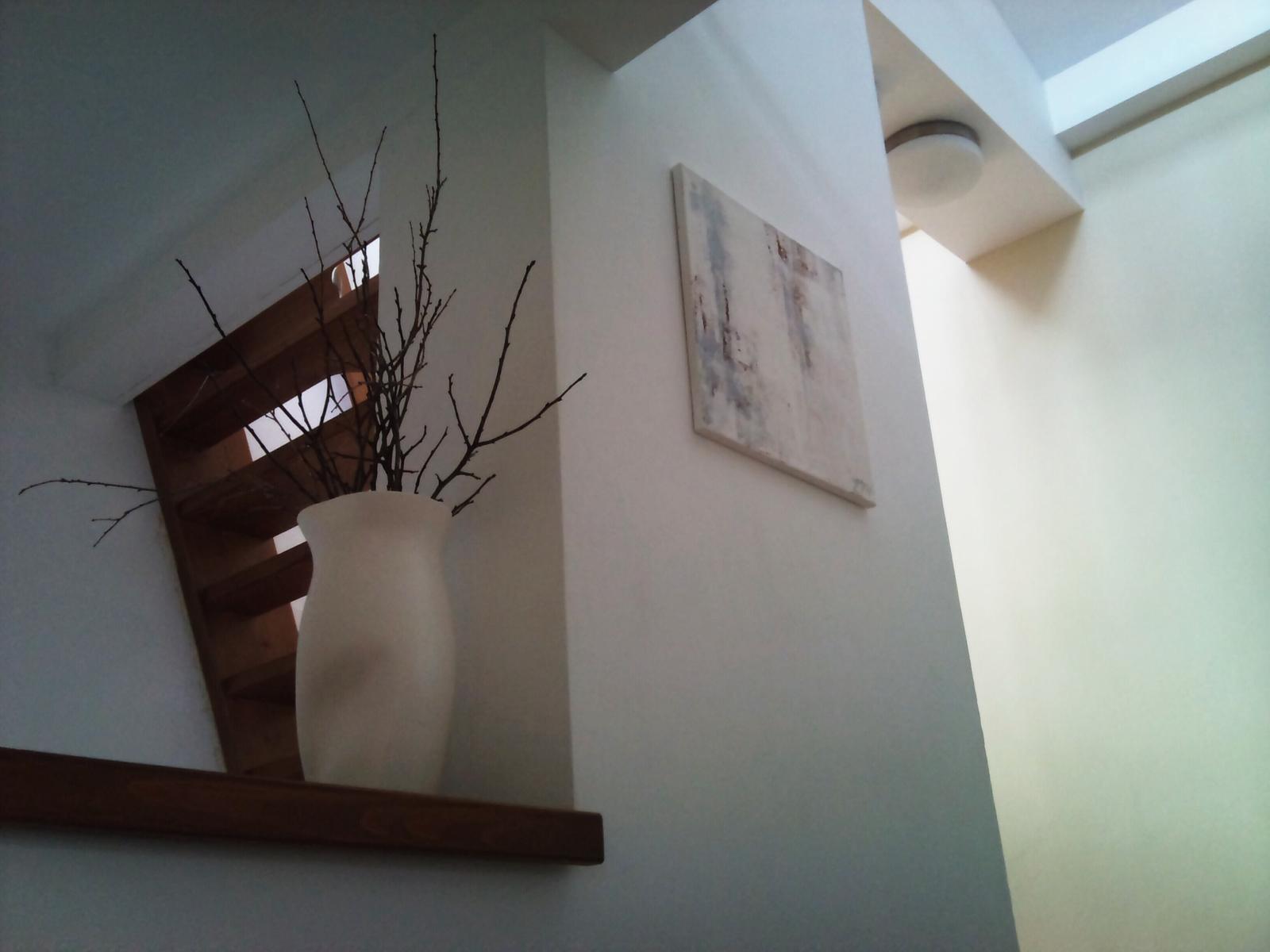 Mé obrazy v interiérech - Obrázek č. 45