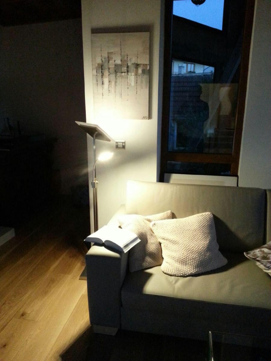 Mé obrazy v interiérech - Obrázek č. 46