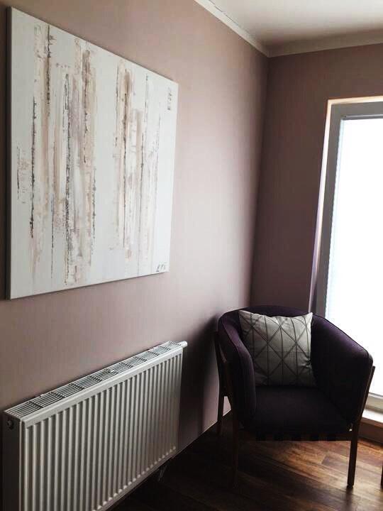 Mé obrazy v interiérech - Obrázek č. 49