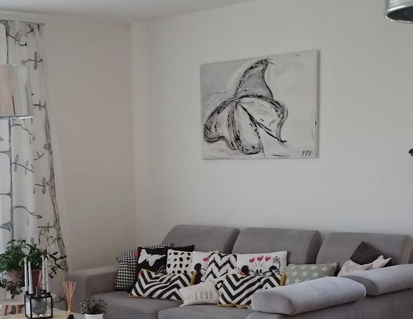 Mé obrazy v interiérech - Obrázek č. 59
