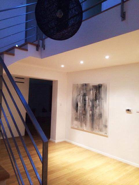 Mé obrazy v interiérech - Obrázek č. 60
