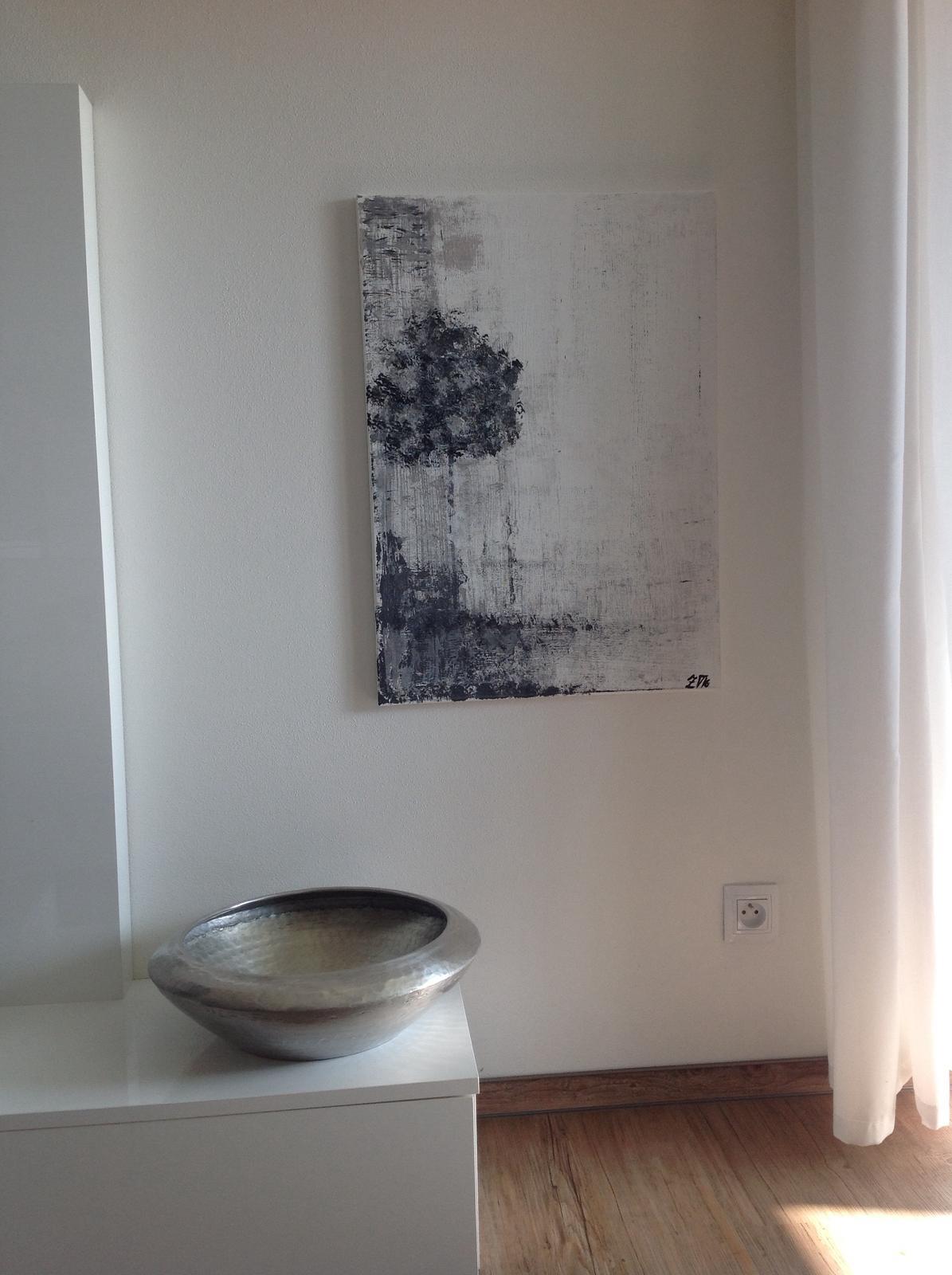 Mé obrazy v interiérech - Obrázek č. 65