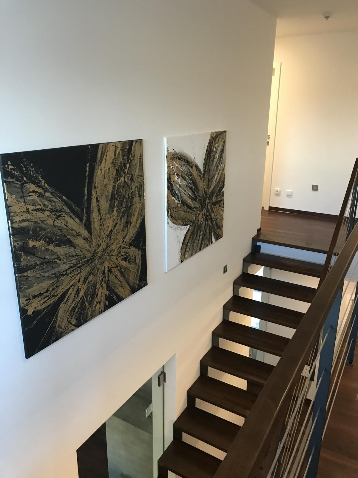 Mé obrazy v interiérech - Obrázek č. 70