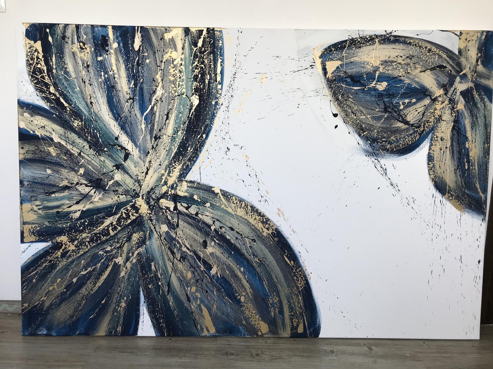 Modrá a zlatá - Obrázek č. 4