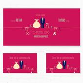 Svatební oznámení 148 - Svatební šaty,