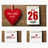 Svatební oznámení 129 - Kalendář,