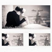 Svatební oznámení 132 - Romantika,