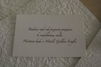 pozvanka na svadbu