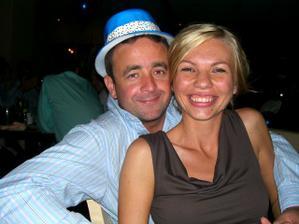 po roku....oslavujeme prve vyrocie svadby :-)